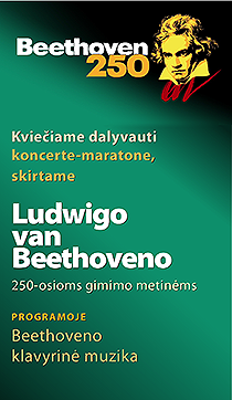 Beethovenui 250