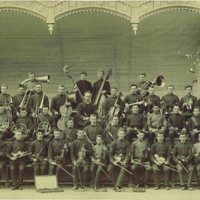 Veiverių seminarijos orkestras