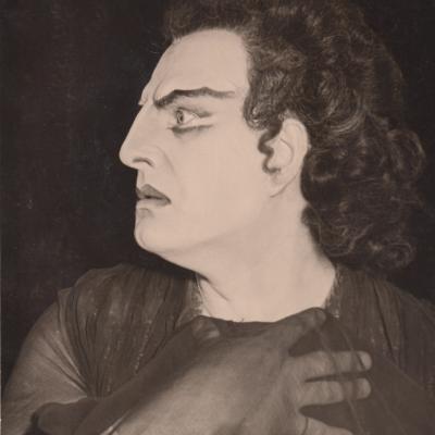 """A. Rubinšteinas """"Demonas"""""""