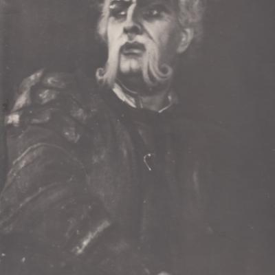 """P. Tchaikovsky """"Mazepa"""""""