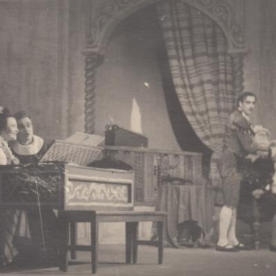 """Figaro, G. Rossini """"Sevilijos kirpėjas"""""""