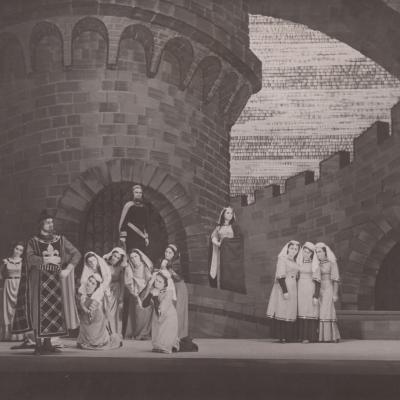 """G. Verdi """"Sicilijos mišparai"""", IV veiksmas"""
