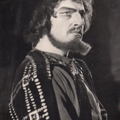"""Hercogas Monforas, G. Verdi """"Sicilijos mišparai"""""""