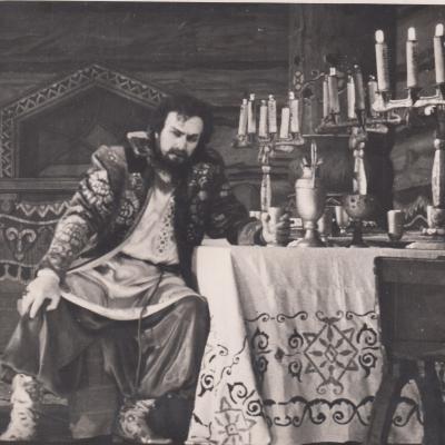 """N. Rimsky-Korsakov """"Caro sužadėtinė"""""""