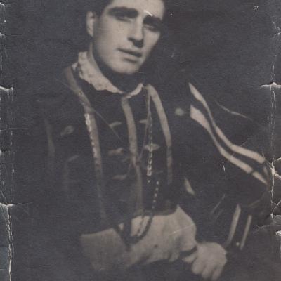 """Valentinas, Ch. Gounod """"Faustas"""" 1945"""