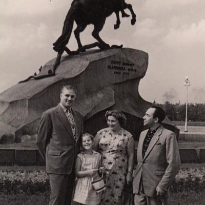Šeima Leningrade