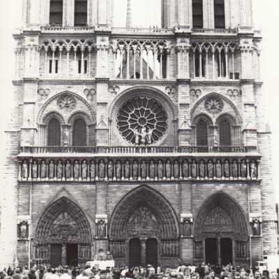 Paryžius 1986 m.