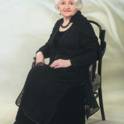 Regina Tumalevičiūtė 2012 m.