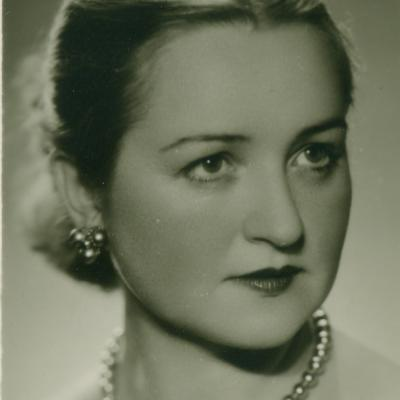 Regina Tumalevičiūtė 1972 m.