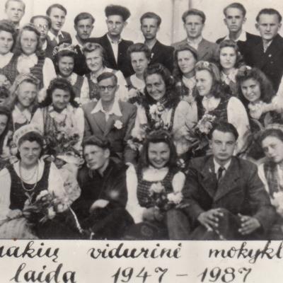 Krakių vidurinė mokykla