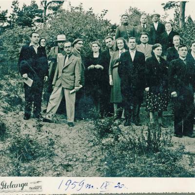 Palanga 1959 m.