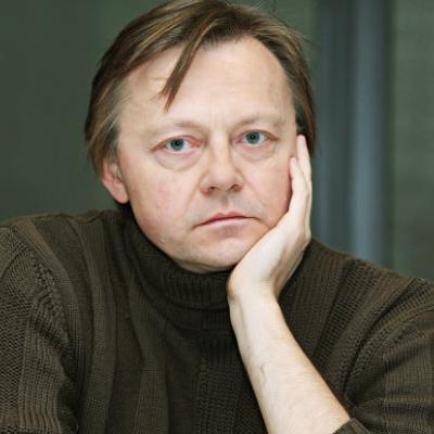 2014-04-17 Klaipėdos koncertų salė, Darius Meškauskas (aktorius)