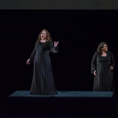 Paskęsti, sudegti, ištirpti... arba Wagnerio magija Helsinkyje
