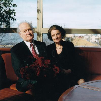 Su vyru Vincentu Kupriu