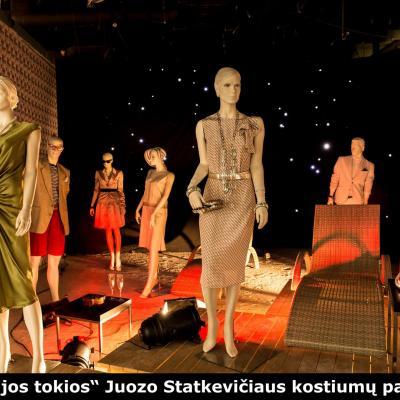 Juozo Statkevičiaus kūryba iš arti