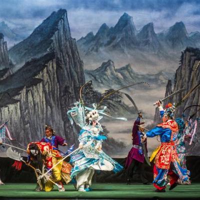 Birželio 4 d. Pekino operos stebuklas. D. Matvejevo nuotr.