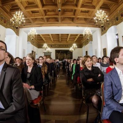 Birželio 9 d. Bacho muzikos ekzotika Valdovų rūmuose. D. Matvejevo nuotr.