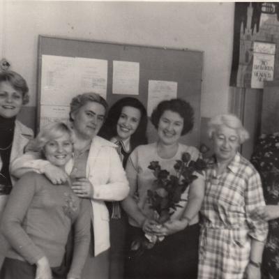 1978 m. su Bičkute, M. Plavtina, Madroniene