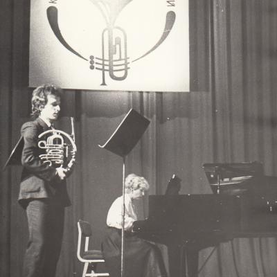1983 m. Daugpilyje
