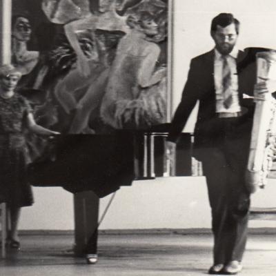 1983 m. su Dubinskiu