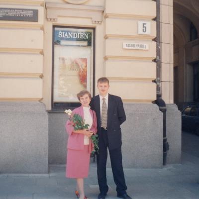 Vilnius 2000 m.