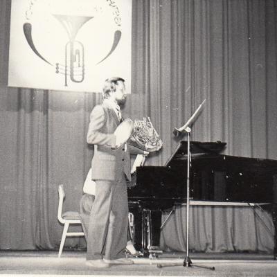Konkursas Daugpilyje 1983 m.