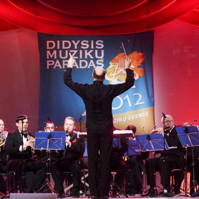 DIDYSIS MUZIKŲ PARADAS 2012