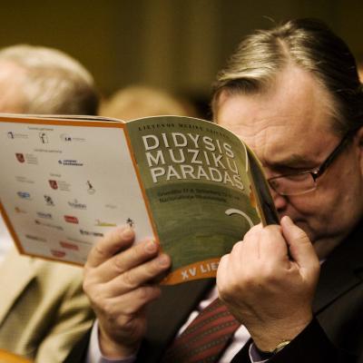 DIDYSIS MUZIKŲ PARADAS 2011