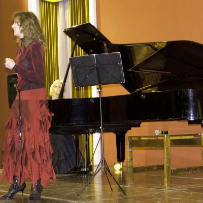 Programos iniciatorė Virginija Kochanskytė