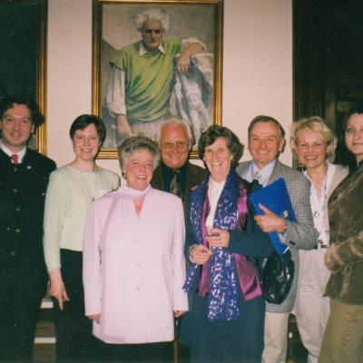 Grazzas 2003. Lietuvos EPTA delegacija
