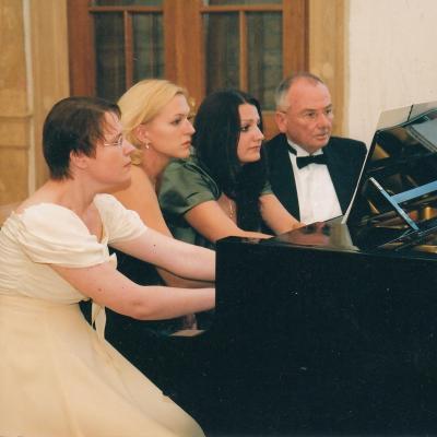 Koncertas Frenkelio rūmuose
