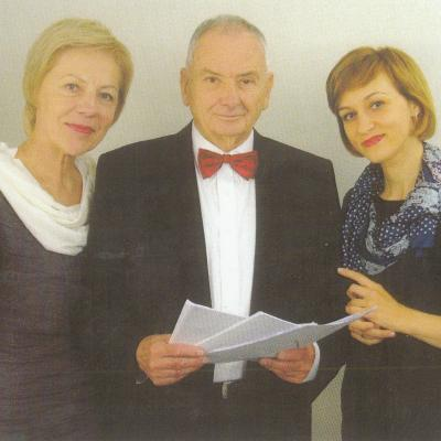 Pianistų trio nuo 2013 m. Laimutė Mameniškytė, Aurelija Seliavienė