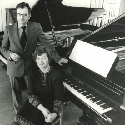 Su žmona Liuda