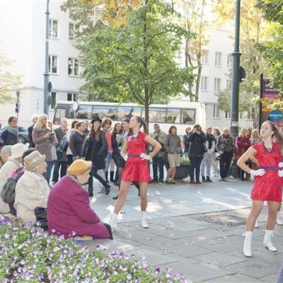 Spalio 1-oji - Tarptautinė muzikos diena (2014)