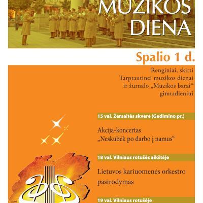 2014 metų šventės programa