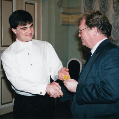 Dirigentas Michael Christie