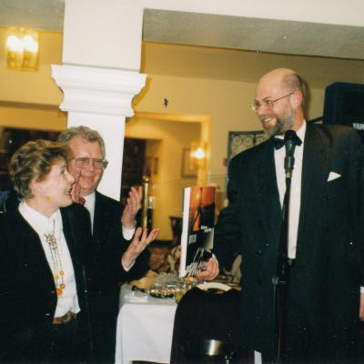 su L. Žiburkiene ir V. Gerulaičiu