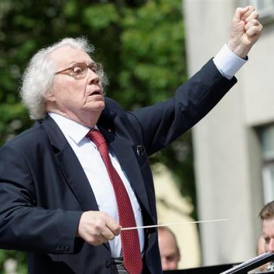 Su gimtadieniu, Maestro! Foto Martynas Aleksa