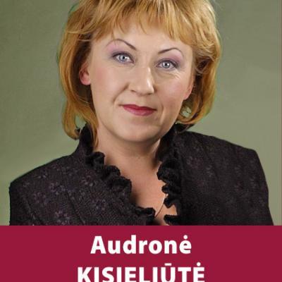 AUDRONĖ KISIELIŪTĖ