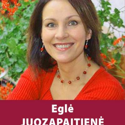 EGLĖ JUOZAPAITIENĖ
