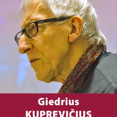 GIEDRIUS KUPREVIČIUS