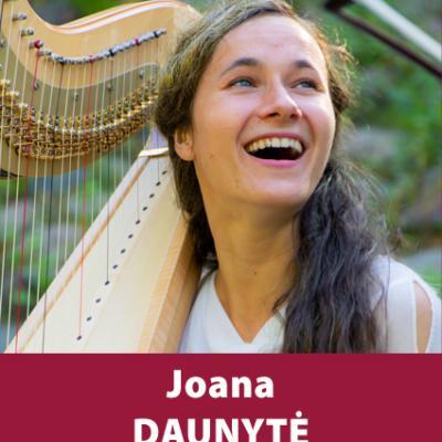 JOANA DAUNYTĖ