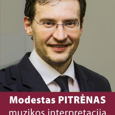 MODESTAS PITRĖNAS