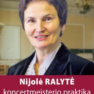 NIJOLĖ RALYTĖ