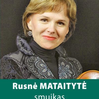 RUSNĖ MATAITYTĖ