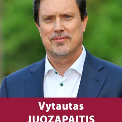 BVMA svečias VYTAUTAS JUOZAPAITIS