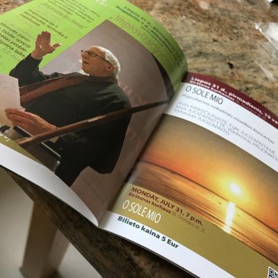 BVMA 2017 ŽENKLAI: leidiniai