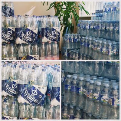 Ištroškusiems! Dėkojame Birštono mineraliniams vandenims už paramą - 1000 l mineralinio vandens Birštono vasaros menų akademija 2017 dalyviams! Mineralinis Vanduo