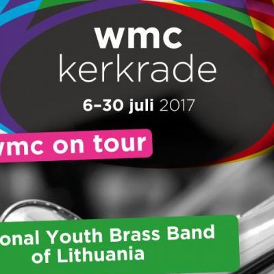 WMC on Tour afiša