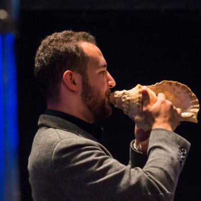 Nuotr. Argentinos tango trio ir Ispanijos Valencijos miesto jaunimo koncertinio pučiamųjų instrumentų orkestro koncertas